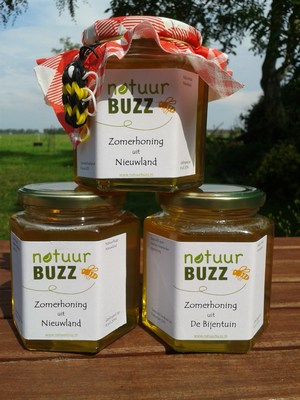 Honingraatpot 450 gram € 5,25